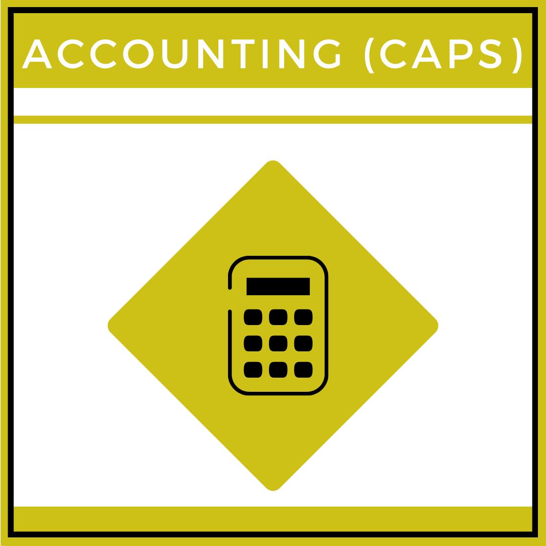CAPS ACOOUTNING