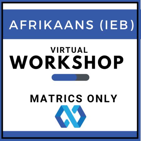 IEB Afrikaans (FAL)