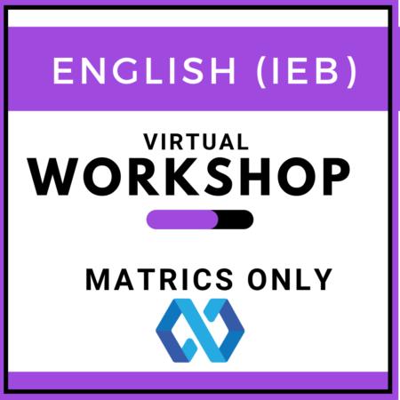 IEB English (HL)